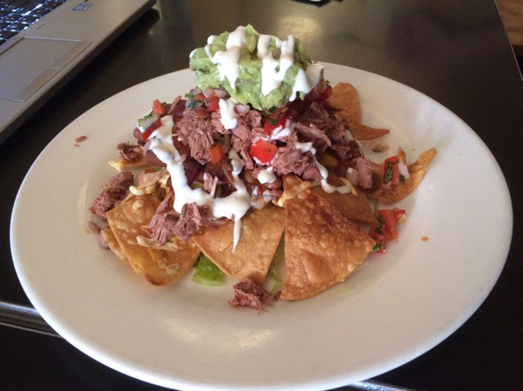 "Photo of Candle Cafe  by <a href=""/members/profile/MandaBee"">MandaBee</a> <br/>jackfruit nachos <br/> October 22, 2015  - <a href='/contact/abuse/image/2260/122207'>Report</a>"