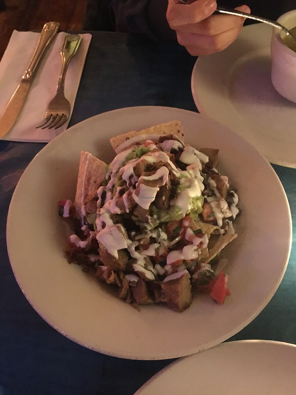 "Photo of Caravan of Dreams  by <a href=""/members/profile/770veg"">770veg</a> <br/>nachos! <br/> November 13, 2017  - <a href='/contact/abuse/image/2261/324990'>Report</a>"