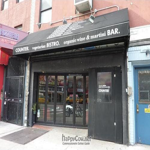 """Photo of CLOSED: Counter  by <a href=""""/members/profile/will-travel-for-food"""">will-travel-for-food</a> <br/>Exterior <br/> December 13, 2010  - <a href='/contact/abuse/image/2262/6703'>Report</a>"""