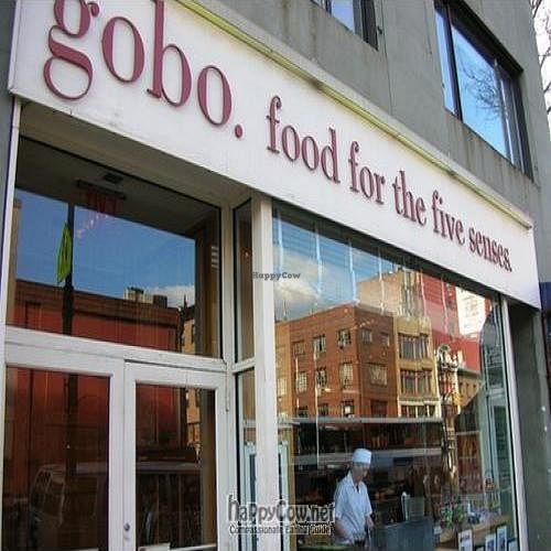 """Photo of CLOSED: Gobo - West Village  by <a href=""""/members/profile/will-travel-for-food"""">will-travel-for-food</a> <br/>front <br/> November 12, 2008  - <a href='/contact/abuse/image/2266/1240'>Report</a>"""