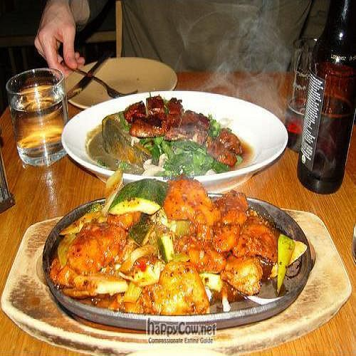 """Photo of CLOSED: Gobo - West Village  by <a href=""""/members/profile/lilmammal"""">lilmammal</a> <br/>A couple of dishes at Gobo <br/> June 23, 2009  - <a href='/contact/abuse/image/2266/2074'>Report</a>"""