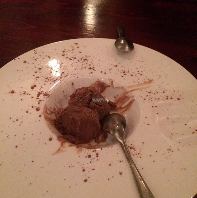 """Photo of HanGawi  by <a href=""""/members/profile/Lauralei"""">Lauralei</a> <br/>1"""" diameter scoops of ice cream in a giant bowl. for scale, those are demitasse spoons! <br/> September 2, 2016  - <a href='/contact/abuse/image/2269/173128'>Report</a>"""