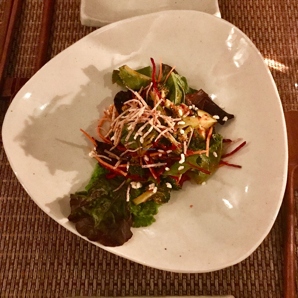 """Photo of HanGawi  by <a href=""""/members/profile/anthviv"""">anthviv</a> <br/>broccoli kimchee salad <br/> August 17, 2017  - <a href='/contact/abuse/image/2269/293424'>Report</a>"""