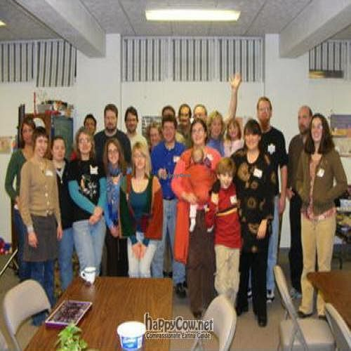 """Photo of Fargo-Moorhead Vegans and Friends  by <a href=""""/members/profile/naturekeene7"""">naturekeene7</a> <br/>Just a small part of our group in 2007 <br/> July 6, 2010  - <a href='/contact/abuse/image/22763/5069'>Report</a>"""