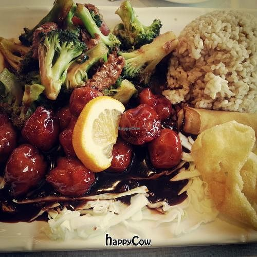 """Photo of Chef Ko Chinese Cuisine  by <a href=""""/members/profile/khyamamoto"""">khyamamoto</a> <br/>Vegetarian Individual Dinner #2 <br/> June 20, 2013  - <a href='/contact/abuse/image/22765/49865'>Report</a>"""
