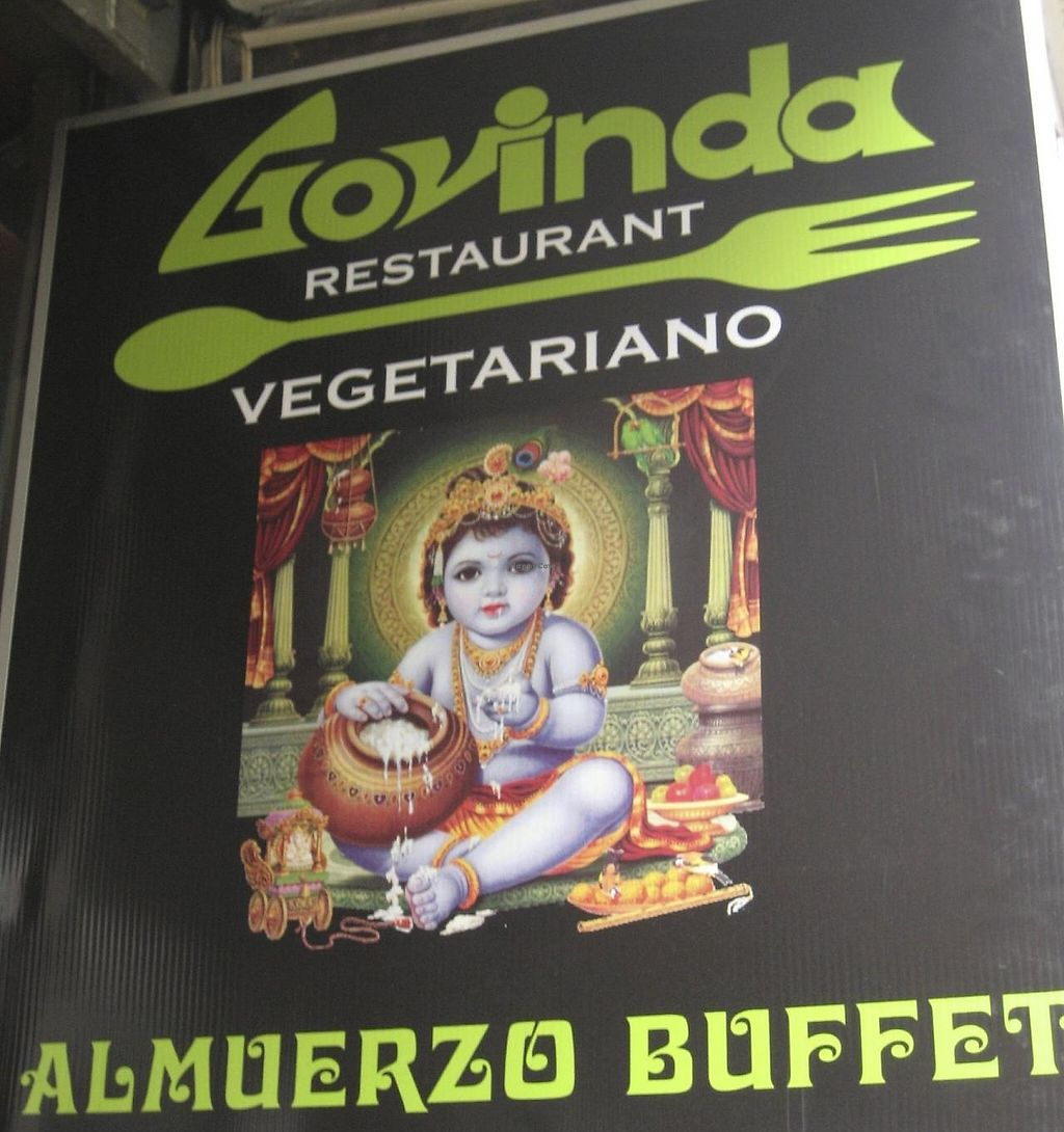 """Photo of Govinda's  by <a href=""""/members/profile/Md81"""">Md81</a> <br/>Front of the restaurant 2, May 2014 <br/> January 15, 2015  - <a href='/contact/abuse/image/22834/289822'>Report</a>"""
