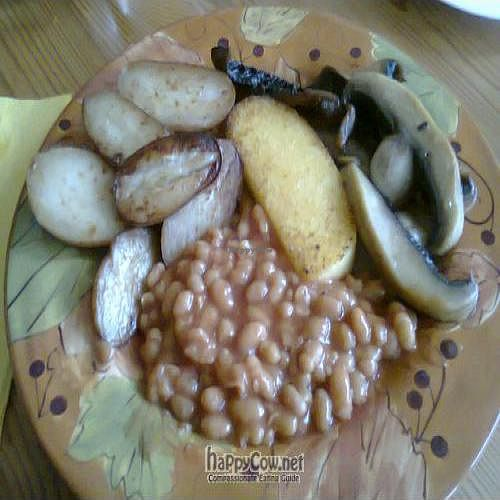 "Photo of Claymore Vegetarian Guest House  by <a href=""/members/profile/JonJon"">JonJon</a> <br/>Vegan Breakfast <br/> September 10, 2011  - <a href='/contact/abuse/image/22841/10535'>Report</a>"