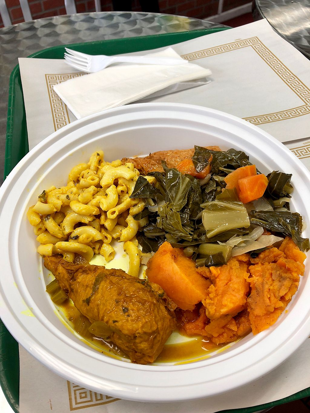 "Photo of Uptown Veg  by <a href=""/members/profile/vegbenzboy"">vegbenzboy</a> <br/>Veganlicious <br/> October 26, 2017  - <a href='/contact/abuse/image/2289/319007'>Report</a>"