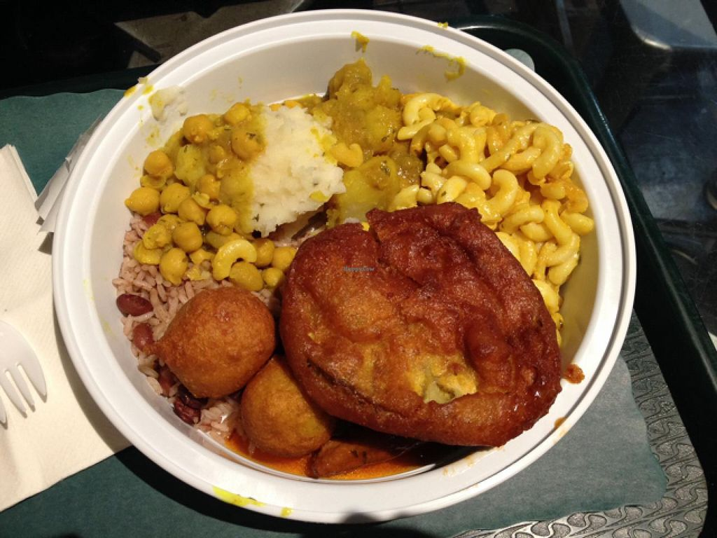 "Photo of Uptown Veg  by <a href=""/members/profile/vegan_ryan"">vegan_ryan</a> <br/>buffet plate <br/> February 8, 2015  - <a href='/contact/abuse/image/2289/92618'>Report</a>"
