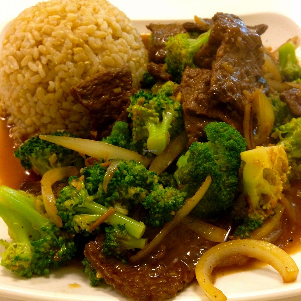 """Photo of Loving Hut - Honolulu South King St  by <a href=""""/members/profile/myra975"""">myra975</a> <br/>Brocco Pua <br/> September 3, 2015  - <a href='/contact/abuse/image/22933/199277'>Report</a>"""