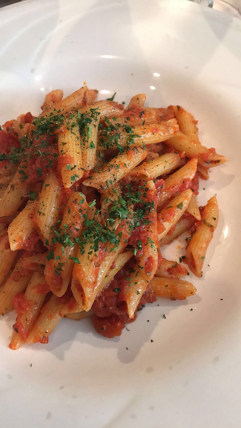 """Photo of Ristorante Lucia  by <a href=""""/members/profile/amandadonahue"""">amandadonahue</a> <br/>Yummy pasta! <br/> May 14, 2018  - <a href='/contact/abuse/image/22973/399686'>Report</a>"""