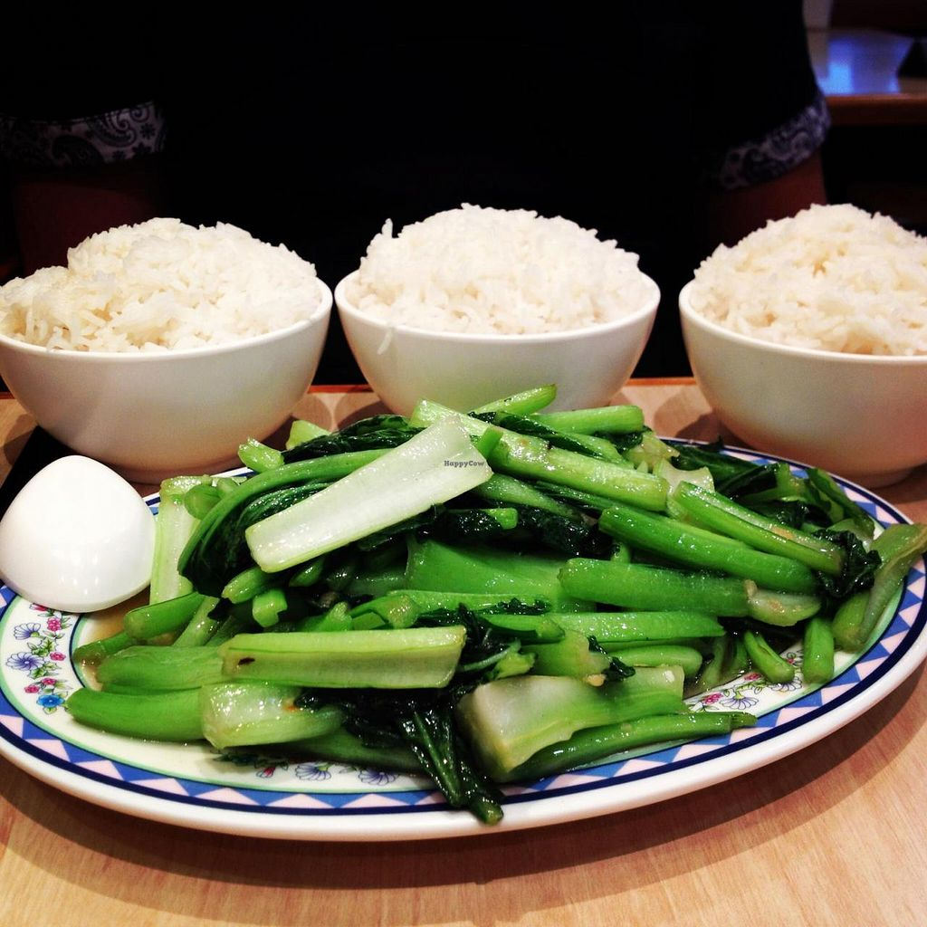 "Photo of Mother Chu's Taiwanese Cuisine  by <a href=""/members/profile/leonardhall"">leonardhall</a> <br/>Stir Fried Green Vegetables <br/> November 18, 2014  - <a href='/contact/abuse/image/22990/85982'>Report</a>"