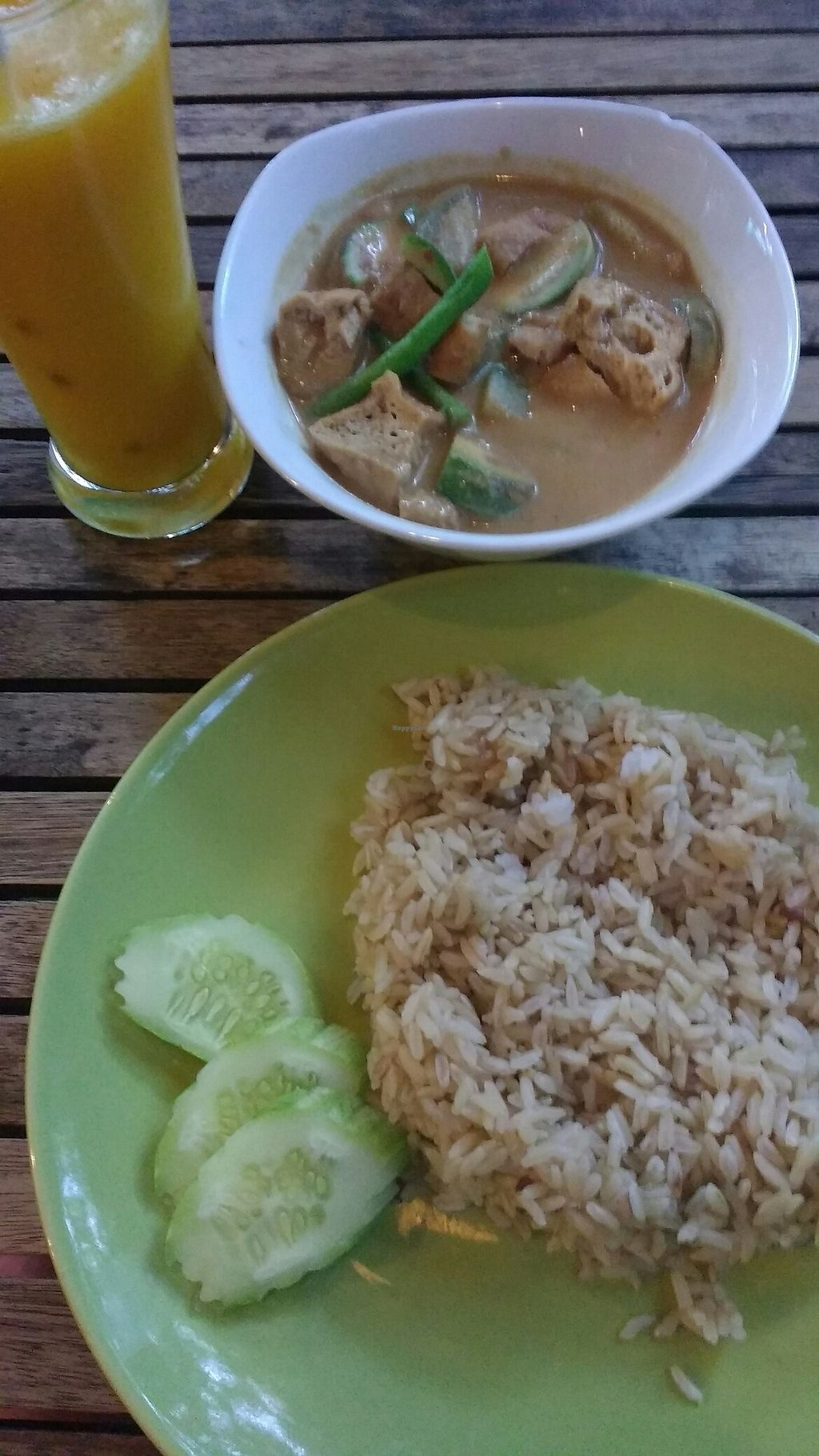 "Photo of The Vegetarian  by <a href=""/members/profile/Anouk1121"">Anouk1121</a> <br/>khmer curry! <br/> December 18, 2017  - <a href='/contact/abuse/image/23003/336843'>Report</a>"