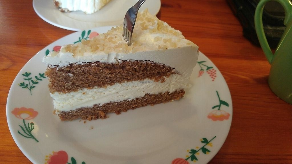 """Photo of Cafe Babalu  by <a href=""""/members/profile/LauraJones89"""">LauraJones89</a> <br/>carrot cake <br/> June 19, 2017  - <a href='/contact/abuse/image/23014/271045'>Report</a>"""