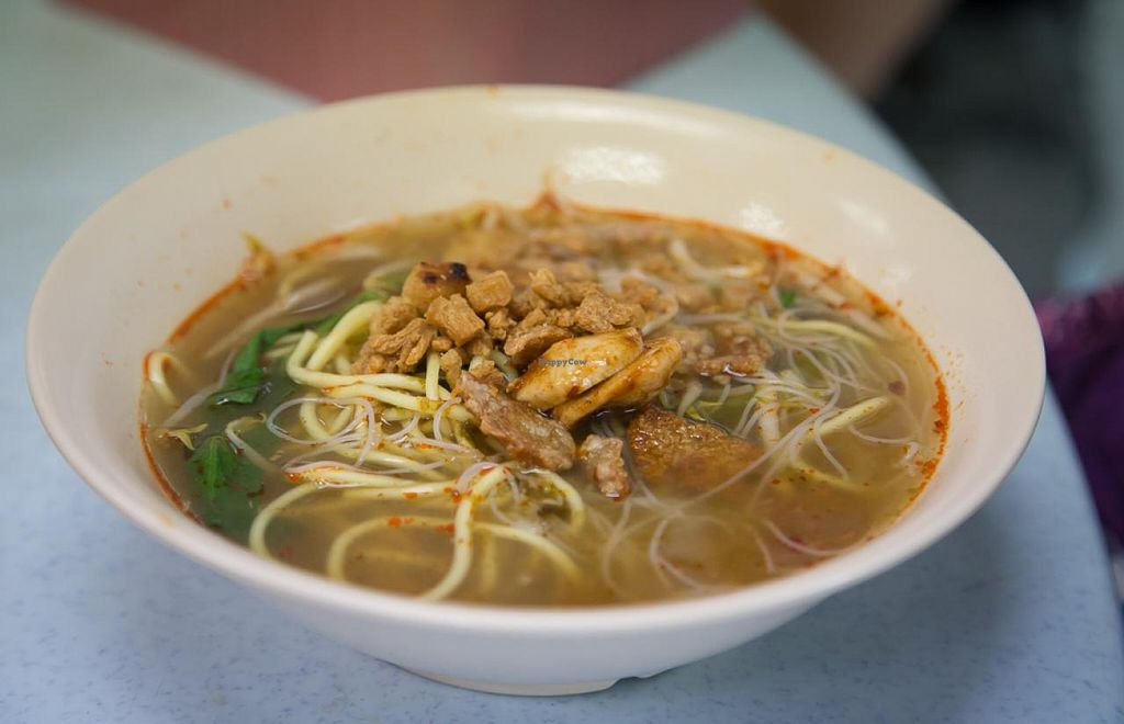"Photo of Soo Ser Yuan  by <a href=""/members/profile/AndyT"">AndyT</a> <br/>Vegan shredded pork noodles <br/> July 15, 2014  - <a href='/contact/abuse/image/23033/74081'>Report</a>"