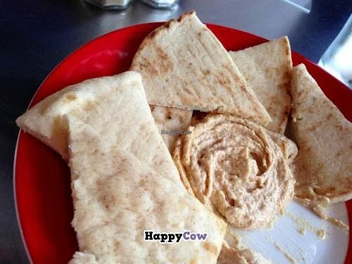 "Photo of Tiger Lily Cafe  by <a href=""/members/profile/Marsha48"">Marsha48</a> <br/>Delicious hummus and pita  <br/> July 5, 2013  - <a href='/contact/abuse/image/23094/50796'>Report</a>"