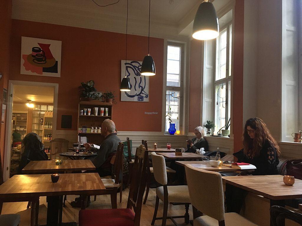 "Photo of Cafe Gaya  by <a href=""/members/profile/hokusai77"">hokusai77</a> <br/>Inside <br/> January 12, 2018  - <a href='/contact/abuse/image/23115/345760'>Report</a>"