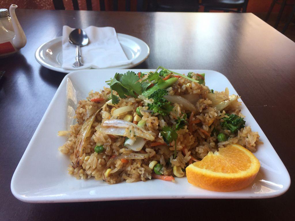 "Photo of Thai Sapa  by <a href=""/members/profile/Shreshthajain"">Shreshthajain</a> <br/>Veg Fried rice <br/> April 10, 2017  - <a href='/contact/abuse/image/23124/246532'>Report</a>"