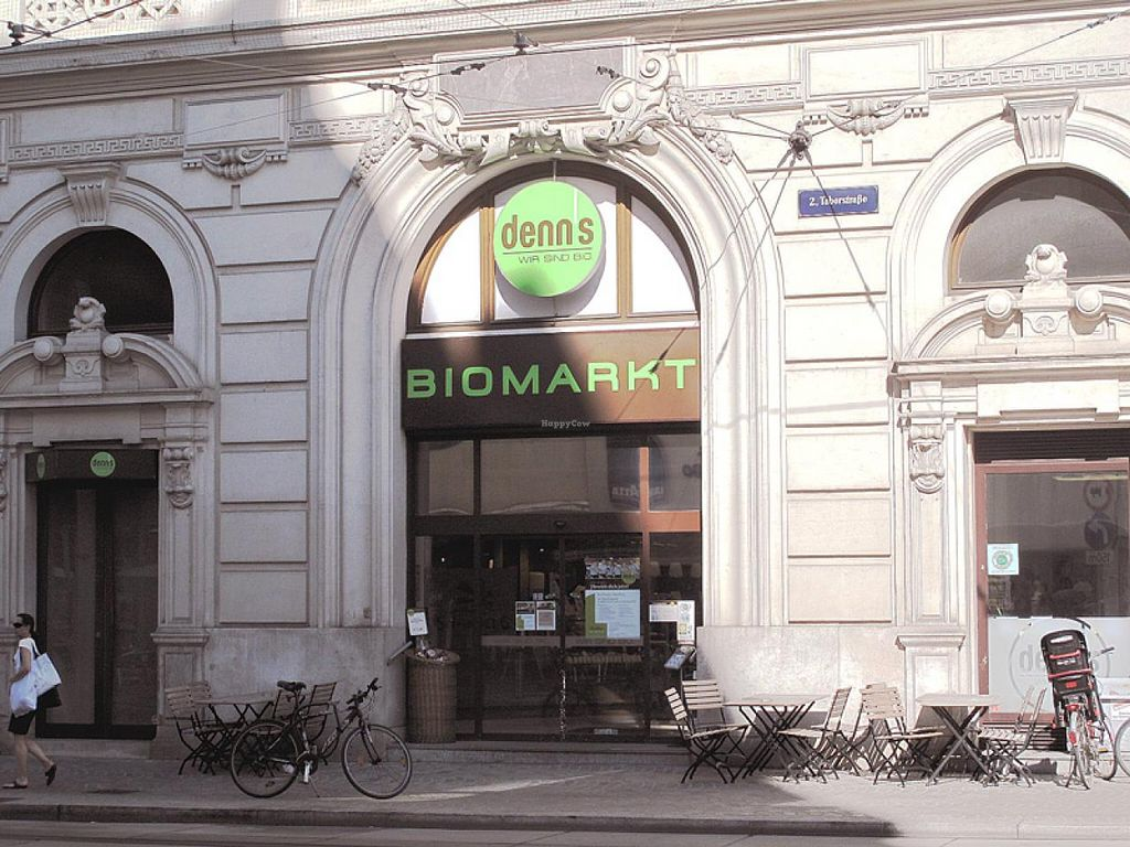 """Photo of denn's Biomarkt - Taborstr.  by <a href=""""/members/profile/lallilaranja"""">lallilaranja</a> <br/>Denn's supermarket in the 2nd district <br/> July 18, 2014  - <a href='/contact/abuse/image/23137/74329'>Report</a>"""