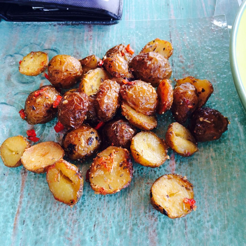 "Photo of Clean Cafe  by <a href=""/members/profile/DaniM"">DaniM</a> <br/>yummy potaoes <br/> September 4, 2015  - <a href='/contact/abuse/image/23151/116387'>Report</a>"