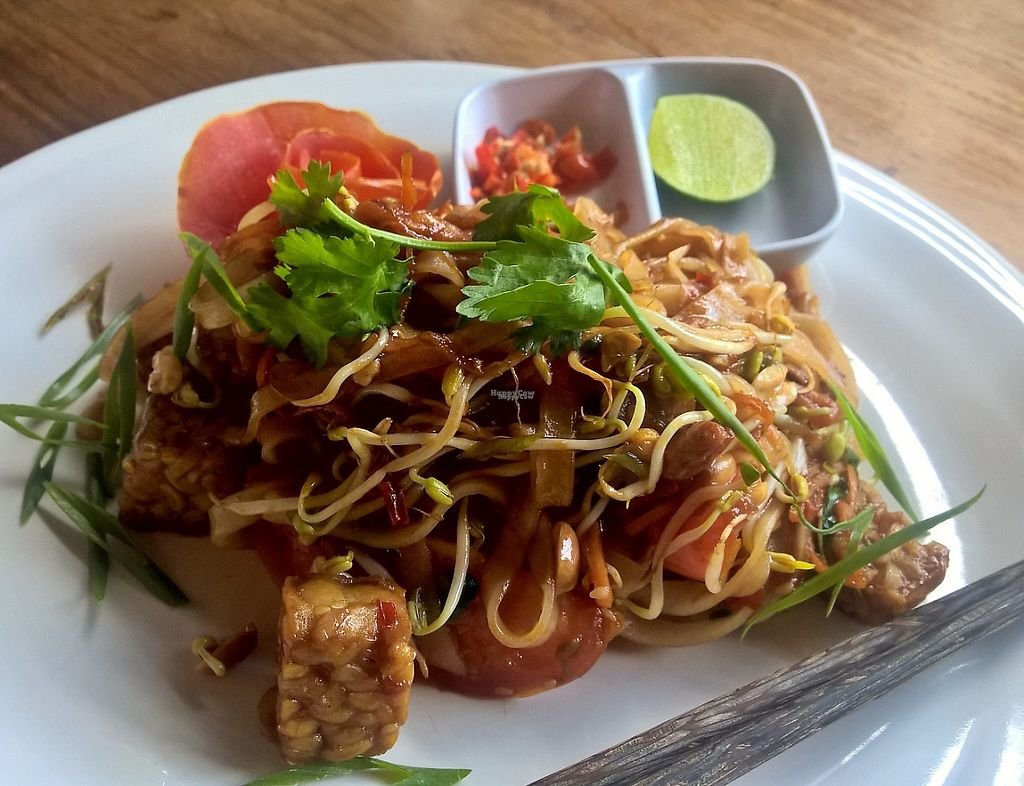 "Photo of Clean Cafe  by <a href=""/members/profile/Happy%20Caro"">Happy Caro</a> <br/>Pad thai <br/> January 9, 2017  - <a href='/contact/abuse/image/23151/210002'>Report</a>"