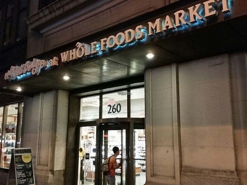 """Photo of Whole Foods Market - Chelsea  by <a href=""""/members/profile/eric"""">eric</a> <br/>whole body next door <br/> September 11, 2016  - <a href='/contact/abuse/image/2317/174937'>Report</a>"""