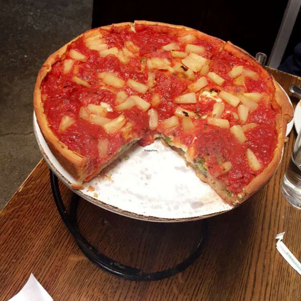 "Photo of Patxi's Pizza - Hayes Valley  by <a href=""/members/profile/ChristelleKippley"">ChristelleKippley</a> <br/>Vegan Deep Dish Pizza <br/> June 7, 2016  - <a href='/contact/abuse/image/23207/152667'>Report</a>"