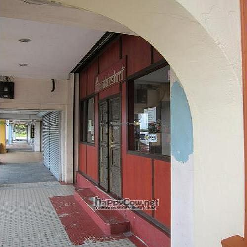 """Photo of Annalakshmi Restaurant  by <a href=""""/members/profile/cvxmelody"""">cvxmelody</a> <br/>2011 former location Front <br/> April 2, 2011  - <a href='/contact/abuse/image/23250/8024'>Report</a>"""