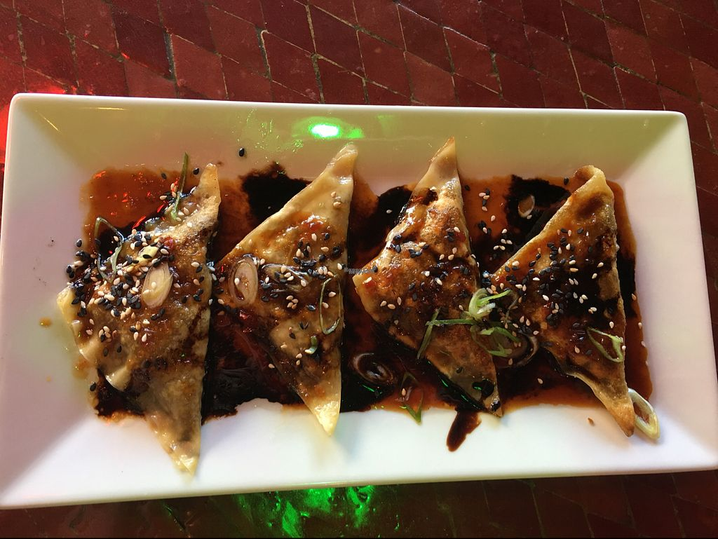 """Photo of Rock da Casbah  by <a href=""""/members/profile/Adrianne238"""">Adrianne238</a> <br/>Sticky Finger Potstickers <br/> September 25, 2016  - <a href='/contact/abuse/image/23319/177900'>Report</a>"""