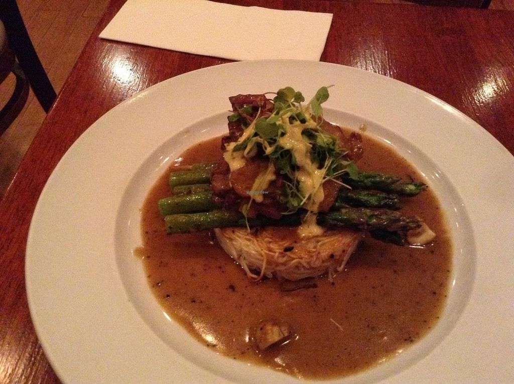 """Photo of CLOSED: V Note  by <a href=""""/members/profile/VeganLin"""">VeganLin</a> <br/>Seitan Peppercorn Medallions <br/> March 30, 2014  - <a href='/contact/abuse/image/23368/66737'>Report</a>"""