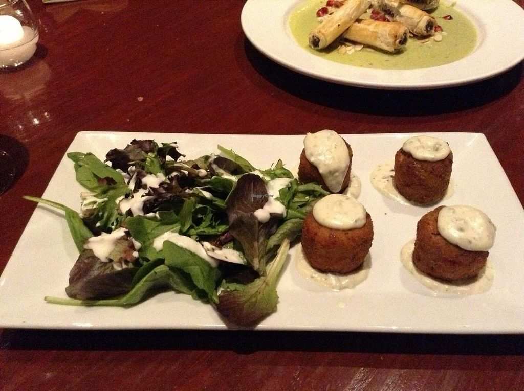 """Photo of CLOSED: V Note  by <a href=""""/members/profile/VeganLin"""" class=""""title__title"""">VeganLin</a> <br/>Cape cod cakes <br/> January 31, 2015  - <a href='/contact/abuse/image/23368/91832'>Report</a>"""