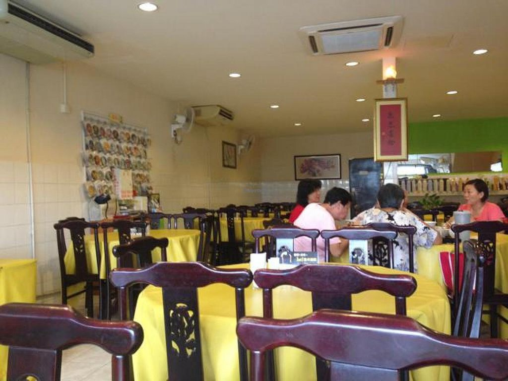 "Photo of Tian Pin Vegetarian Restaurant  by <a href=""/members/profile/AndyT"">AndyT</a> <br/>Inside view <br/> May 5, 2014  - <a href='/contact/abuse/image/23374/69454'>Report</a>"