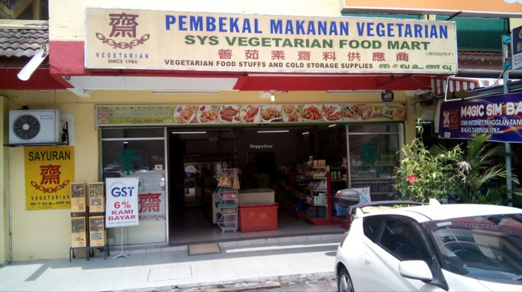 """Photo of SYS Vegetarian Food Mart  by <a href=""""/members/profile/AlvinWong"""">AlvinWong</a> <br/>Most veg. ingredient that you need <br/> July 15, 2016  - <a href='/contact/abuse/image/23384/160012'>Report</a>"""