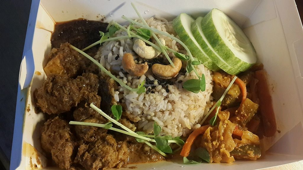 """Photo of BMS Organics  by <a href=""""/members/profile/lotus.light"""">lotus.light</a> <br/>Nasi lemak <br/> January 8, 2018  - <a href='/contact/abuse/image/23416/344357'>Report</a>"""