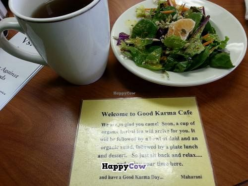 "Photo of Good Karma Cafe  by <a href=""/members/profile/aries1wa"">aries1wa</a> <br/>1 of four course meal <br/> December 7, 2013  - <a href='/contact/abuse/image/23436/60017'>Report</a>"