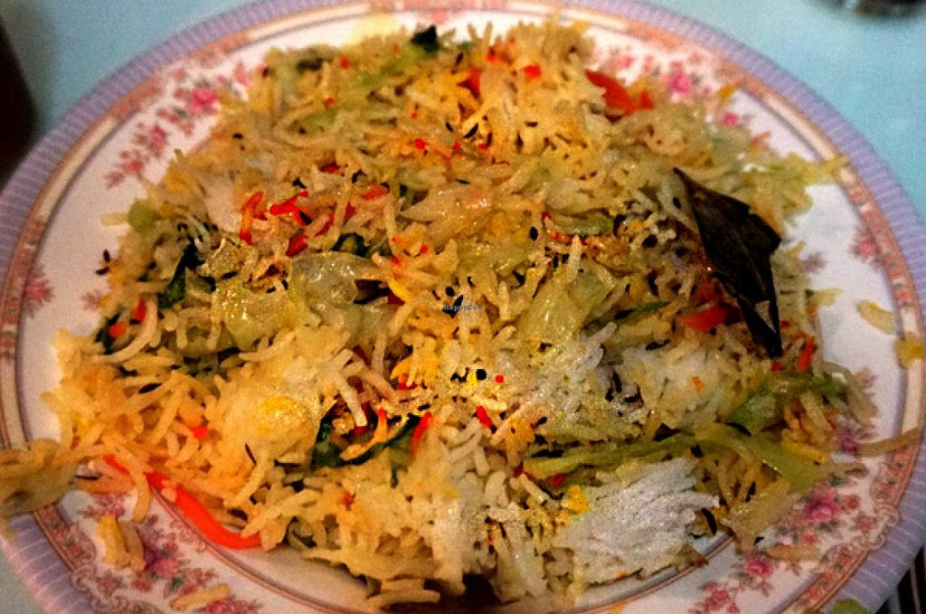 """Photo of Sharmaji Indian Veggie Restaurant  by <a href=""""/members/profile/Stevie"""">Stevie</a> <br/>8 <br/> June 13, 2015  - <a href='/contact/abuse/image/23497/105871'>Report</a>"""