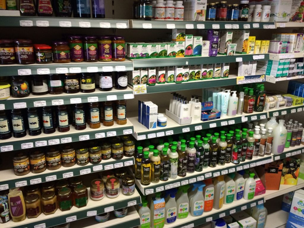 """Photo of Jacksons Wholefoods  by <a href=""""/members/profile/Marianne1967"""">Marianne1967</a> <br/>all kind of ingredients <br/> August 24, 2015  - <a href='/contact/abuse/image/23554/115048'>Report</a>"""