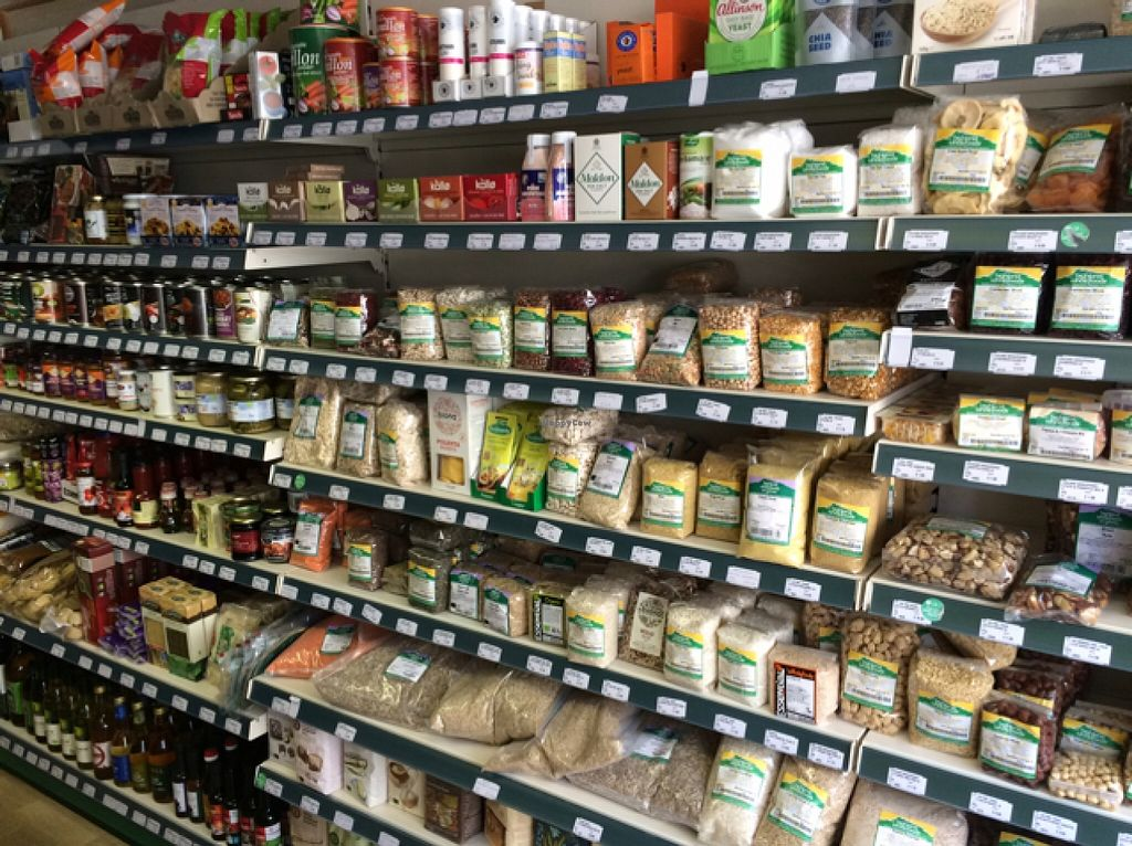 """Photo of Jacksons Wholefoods  by <a href=""""/members/profile/Marianne1967"""">Marianne1967</a> <br/>whole foods in bulk <br/> August 24, 2015  - <a href='/contact/abuse/image/23554/115050'>Report</a>"""