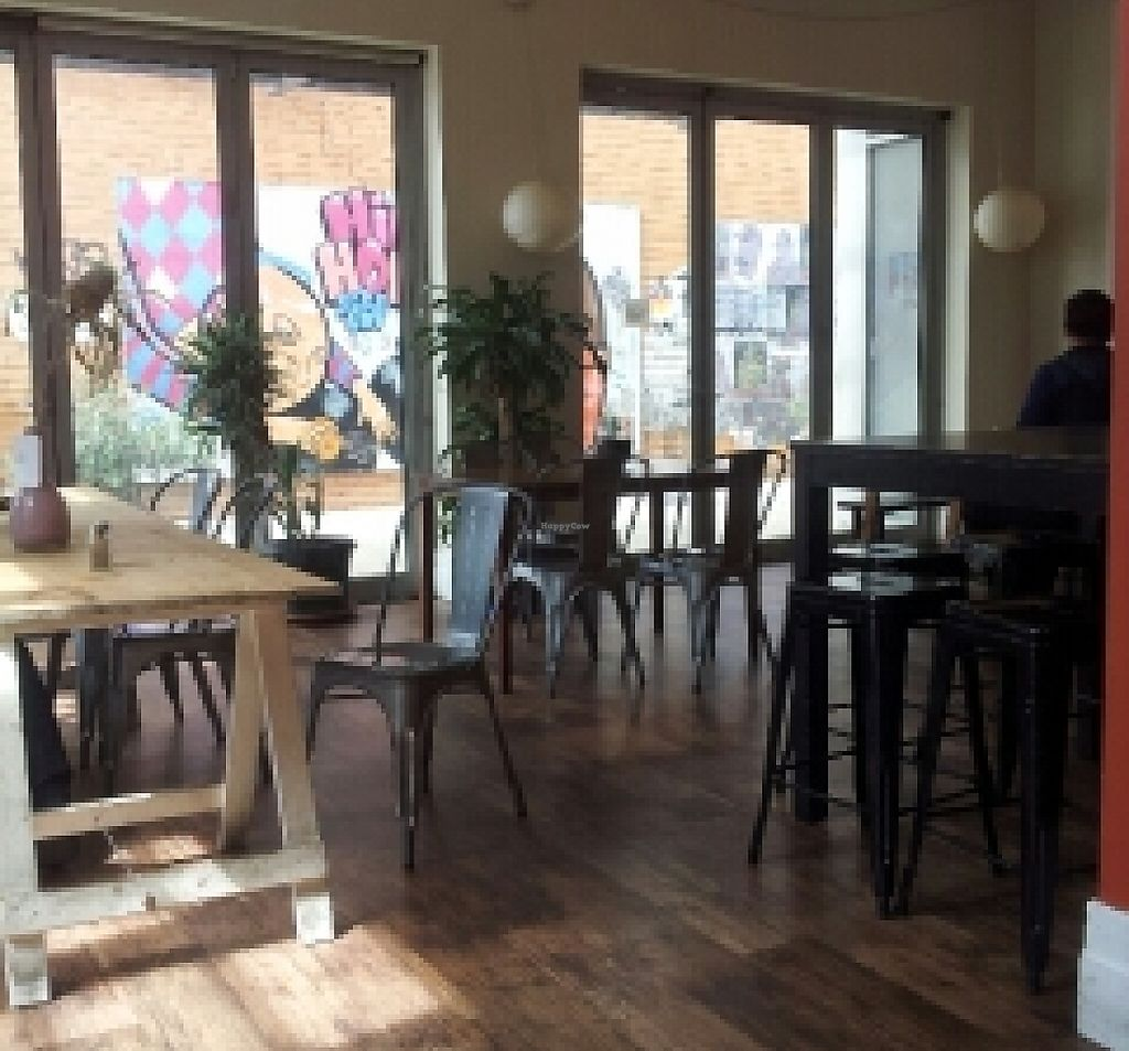 """Photo of CLOSED: Lentil As Anything - Footscray   by <a href=""""/members/profile/eimokeeffe"""">eimokeeffe</a> <br/>as cool as any Melbourne café :) <br/> March 18, 2016  - <a href='/contact/abuse/image/23571/256677'>Report</a>"""