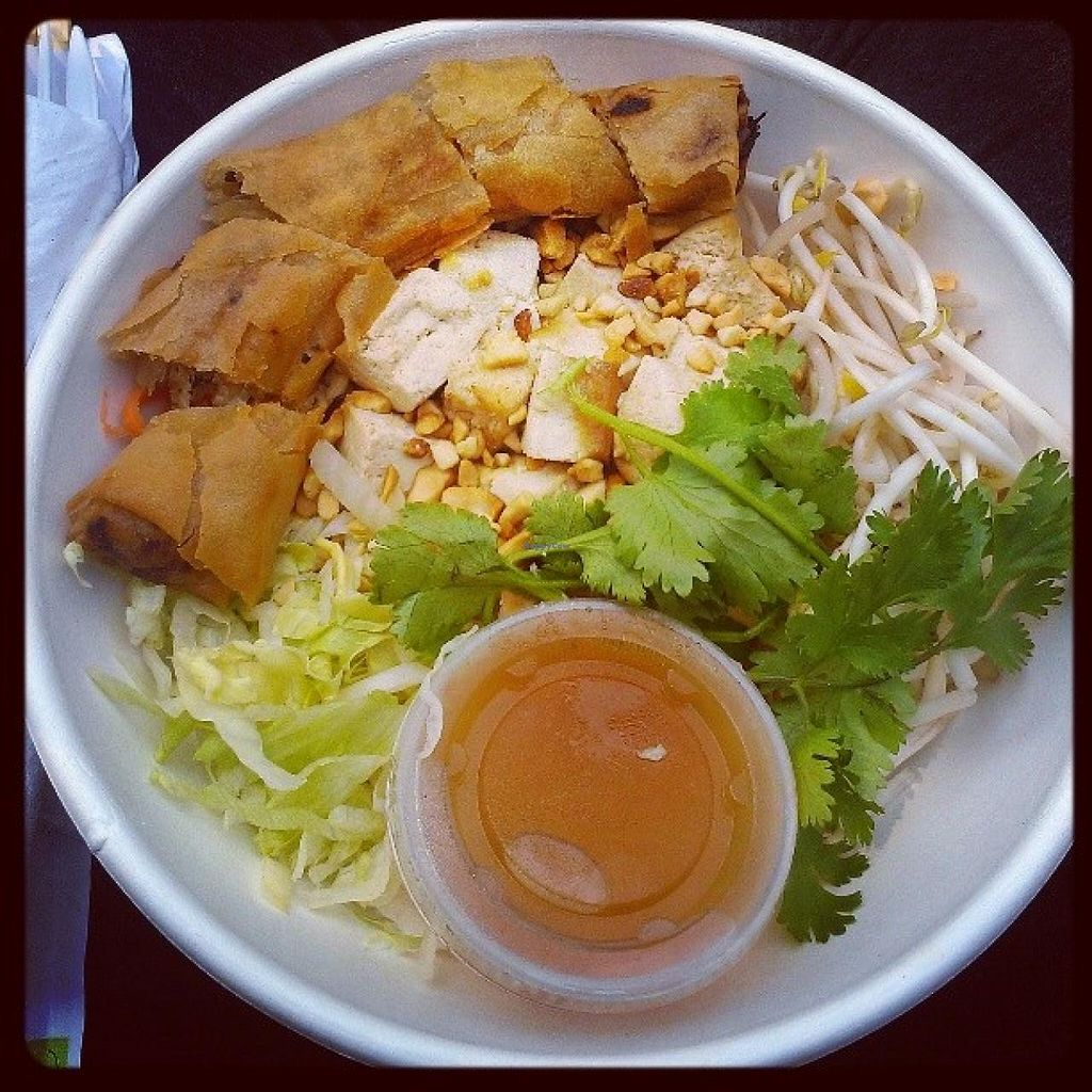 "Photo of Indochine Banh Mi  by <a href=""/members/profile/QuothTheRaven"">QuothTheRaven</a> <br/>Vegan buddha bowl <br/> July 26, 2014  - <a href='/contact/abuse/image/23574/75182'>Report</a>"