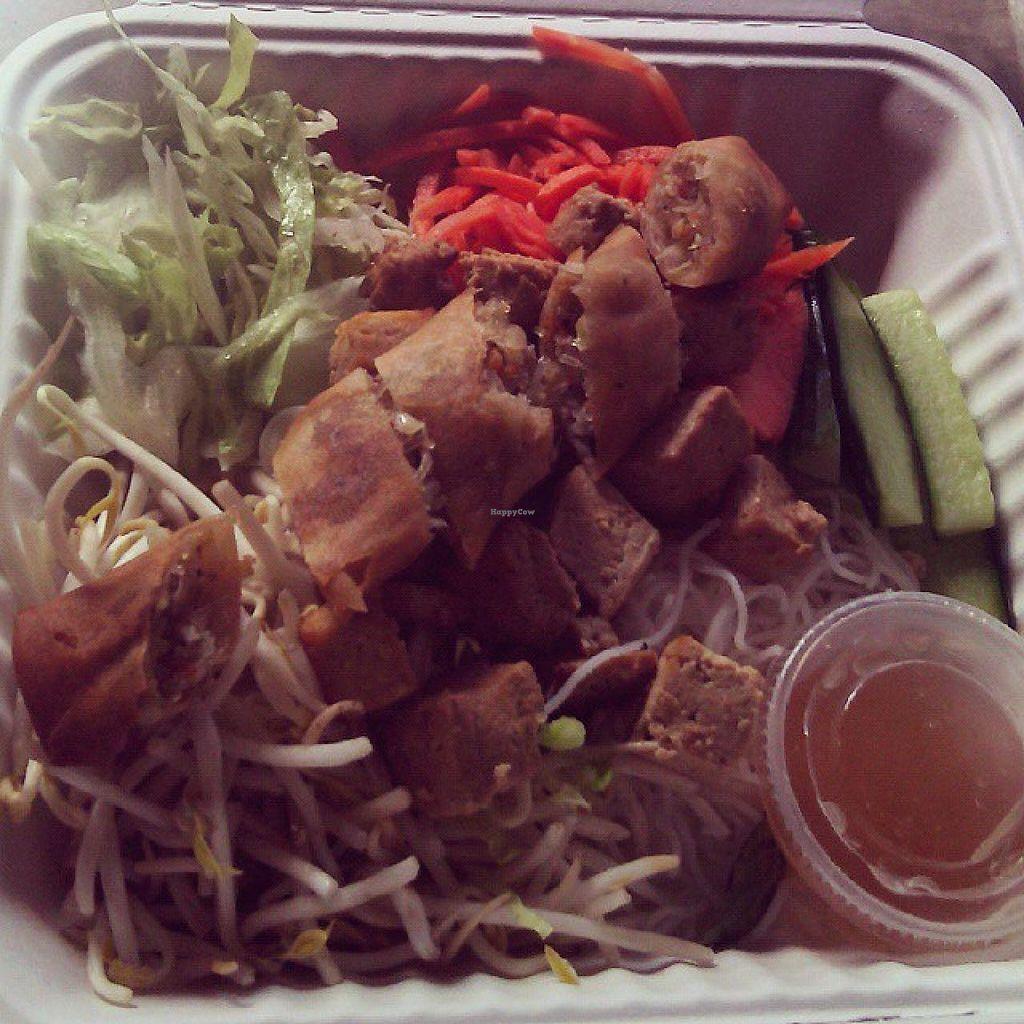 "Photo of Indochine Banh Mi  by <a href=""/members/profile/QuothTheRaven"">QuothTheRaven</a> <br/>Buddha bowl <br/> September 21, 2014  - <a href='/contact/abuse/image/23574/80620'>Report</a>"