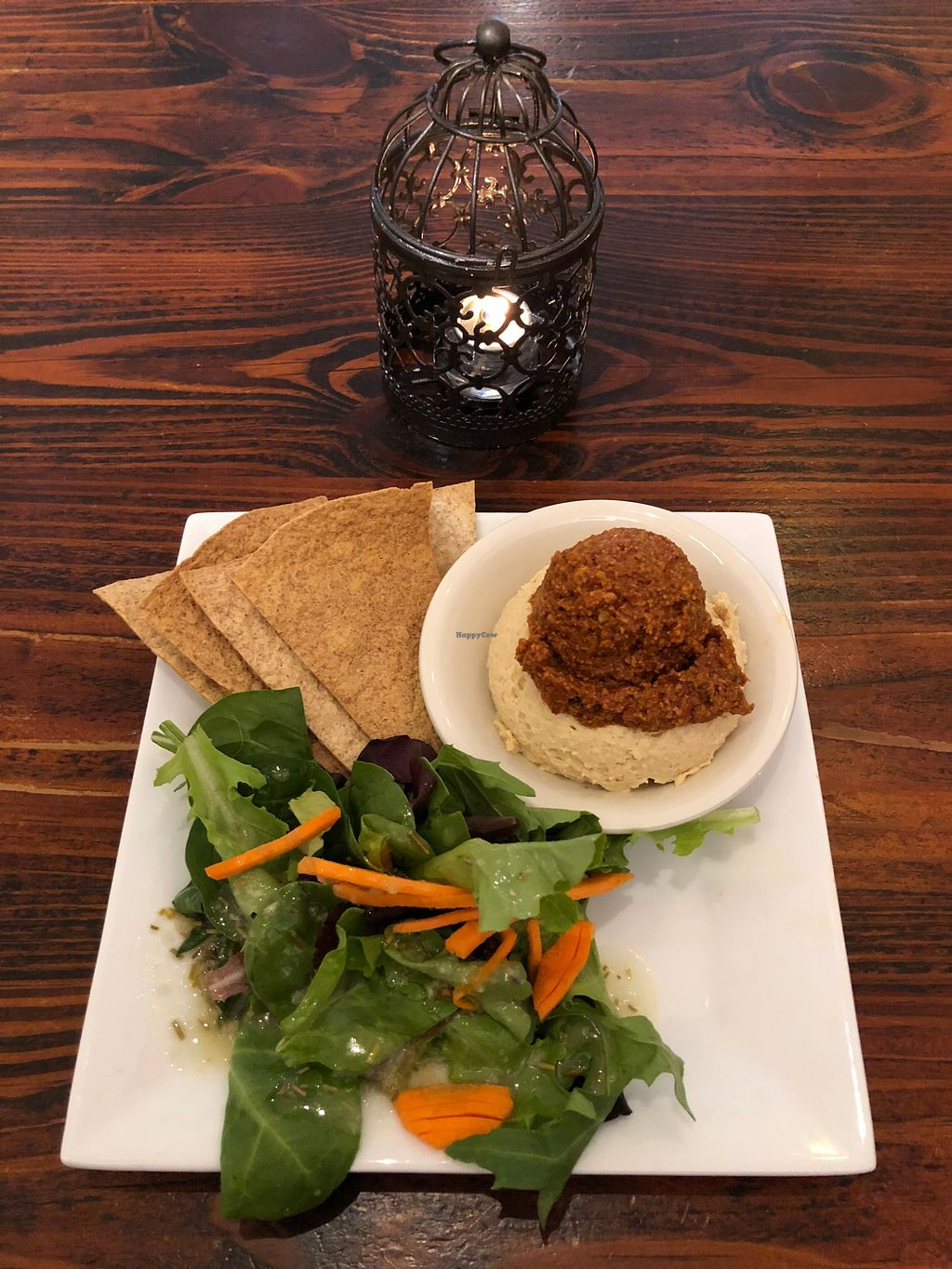 "Photo of Pasha Mezze  by <a href=""/members/profile/JamesMadsen"">JamesMadsen</a> <br/>Hummus with spicy walnut dip <br/> April 26, 2018  - <a href='/contact/abuse/image/23578/391078'>Report</a>"
