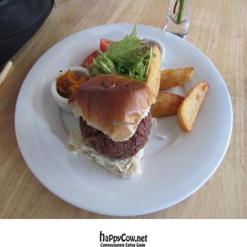 """Photo of CLOSED: The Hutch  by <a href=""""/members/profile/CLRtraveller"""">CLRtraveller</a> <br/>burger <br/> January 25, 2012  - <a href='/contact/abuse/image/23582/26846'>Report</a>"""
