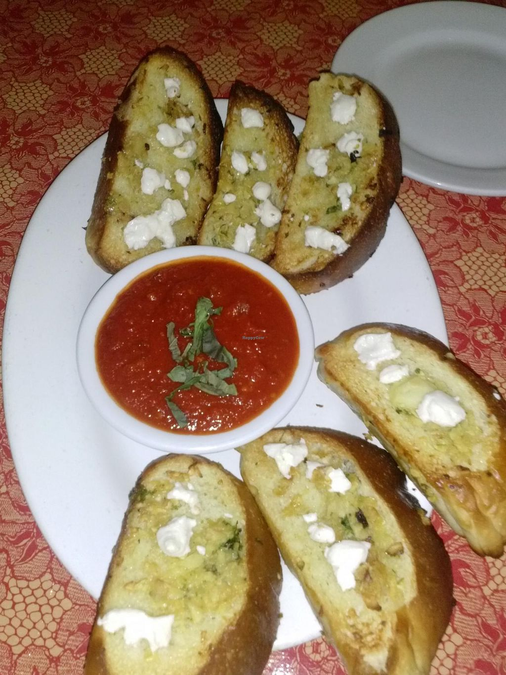 """Photo of Masa of Echo Park  by <a href=""""/members/profile/Sonja%20and%20Dirk"""">Sonja and Dirk</a> <br/>garlic bread <br/> July 1, 2014  - <a href='/contact/abuse/image/23584/73031'>Report</a>"""