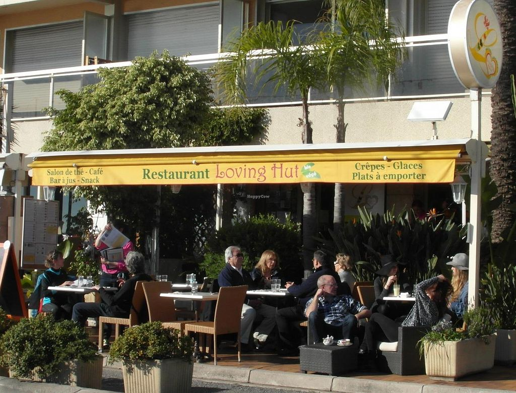 """Photo of Loving Hut - Menton  by <a href=""""/members/profile/Pamina"""">Pamina</a> <br/>Loving Hut, Menton <br/> January 5, 2015  - <a href='/contact/abuse/image/23603/89540'>Report</a>"""