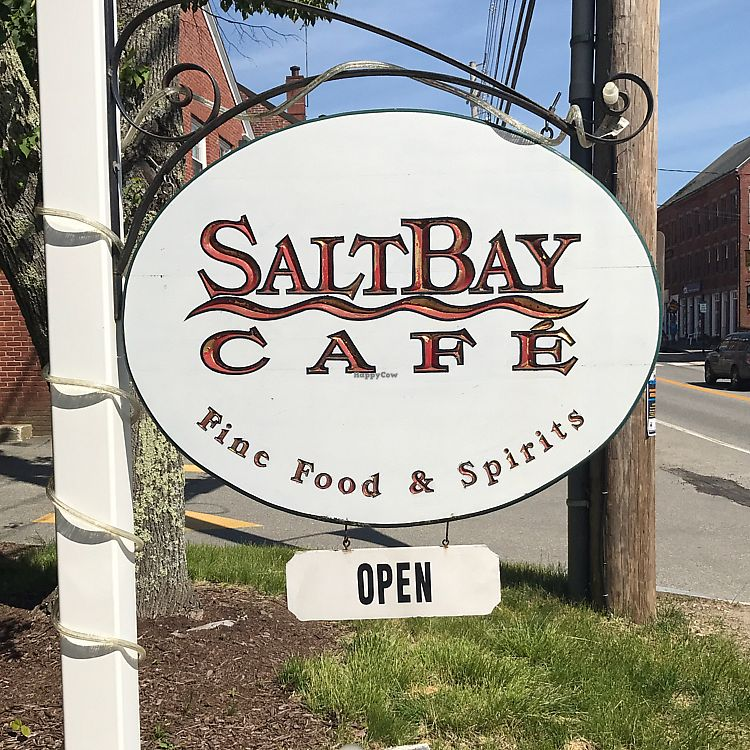 """Photo of CLOSED: Salt Bay Cafe  by <a href=""""/members/profile/Sarah%20P"""">Sarah P</a> <br/>street sign <br/> June 8, 2017  - <a href='/contact/abuse/image/23626/267124'>Report</a>"""