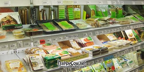 """Photo of CLOSED: Bio-Moi  by <a href=""""/members/profile/vegan.fr"""">vegan.fr</a> <br/>the faux-meat, seitan, tofu, veg-cheeses <br/> May 13, 2012  - <a href='/contact/abuse/image/23653/31721'>Report</a>"""