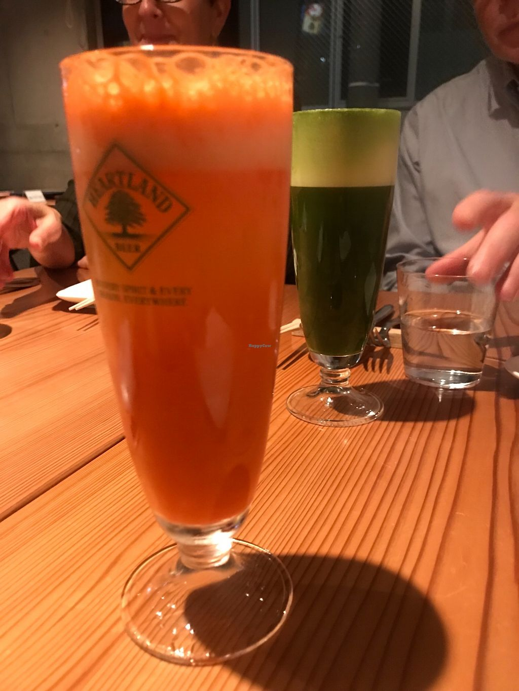 """Photo of Ain Soph.Ginza  by <a href=""""/members/profile/DTS"""">DTS</a> <br/>Carrot cold press beer <br/> December 1, 2017  - <a href='/contact/abuse/image/23681/331100'>Report</a>"""