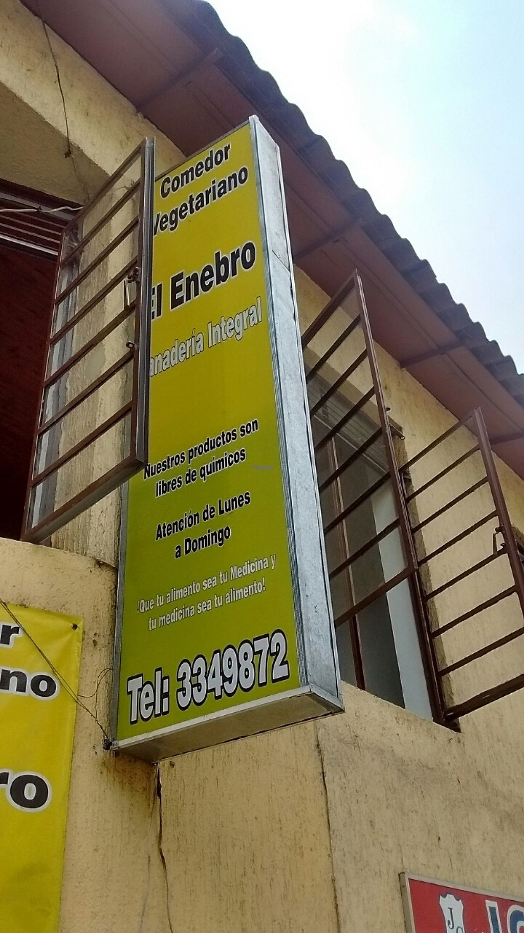 """Photo of El Enebro  by <a href=""""/members/profile/maynard7"""">maynard7</a> <br/>Sign <br/> March 6, 2017  - <a href='/contact/abuse/image/23685/233595'>Report</a>"""