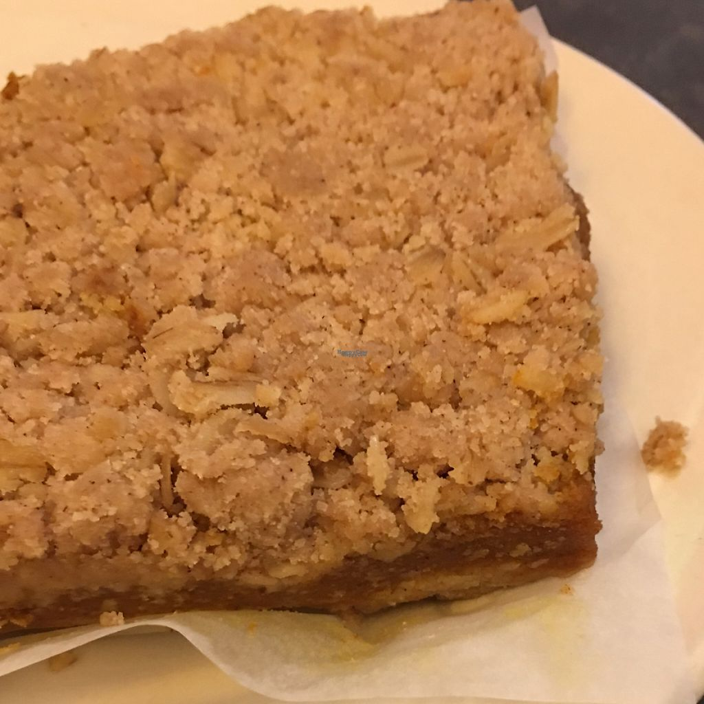 """Photo of The Third Place Cafe  by <a href=""""/members/profile/Marniemae"""">Marniemae</a> <br/>vegan pumpkin cinnamon bar <br/> November 20, 2016  - <a href='/contact/abuse/image/2369/192519'>Report</a>"""